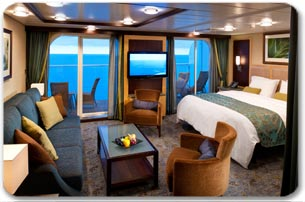 Grand Suite with balcony - WAIT LIST ONLY