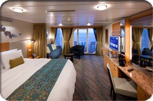 Junior Suite with balcony - WAIT LIST ONLY