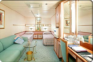 Inside Stateroom - WAIT LIST ONLY