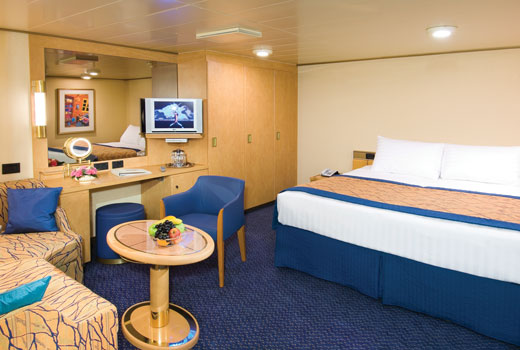 Inside Stateroom - CALL FOR PRICING